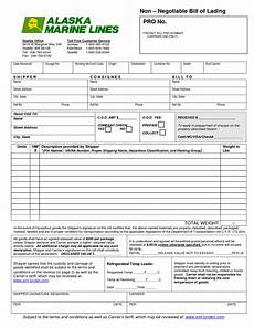 What Is A Bill Of Lading Form 13 Bill Of Lading Templates Excel Pdf Formats