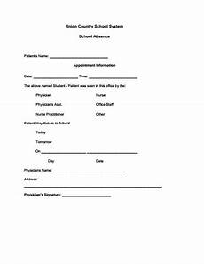 Doctor Notes Doctors Note For School Template Create Edit Fill And