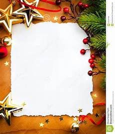 Christmas Letter Backgrounds Christmas Greeting Card Paper On Red Backgroun Royalty