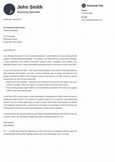 Professional Cover Letter Format Cover Letter Builder Online Get A Cover Letter In 10