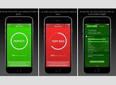 How To Check iPhone Battery Health Using These Great Free Apps