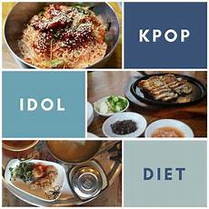 the kpop idol diet how to lose weight in 2018 the