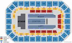 G Dragon Seating Chart Dow Event Center Saginaw Tickets Schedule Seating