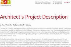 Architecture Project Description 6 Project Description Templates Free Download