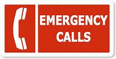 Emergency Call Emergency Calls