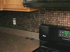how to install tile backsplash kitchen installing kitchen tile backsplash hgtv