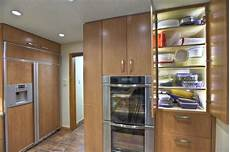 inside cabinet lighting oven contemporary kitchen