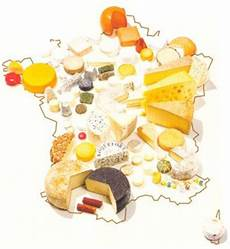 French Cheese Chart French Cheese Cheeses Of France A Short Guide