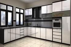 Aluminium Kitchen Door Designs Aluminum Kitchen Cabinets Abc Builders Amp Constructions
