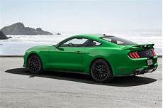 2019 ford mustang colors 2019 ford mustang gets a splash of need for green