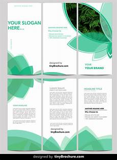Brochure Word Template Free 3 Panel Brochure Template Word Format Free Download