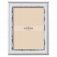 sovrani cornici argento prezzi sovrani cornice bilaminato argento b665