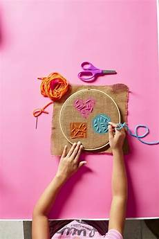 sew 3 easy embroidery projects for parents