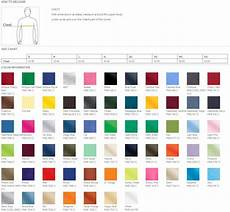 Gildan Shirt Color Chart Joe S Usa Gildan 2000 Ultra Cotton T Shirt Wholesale