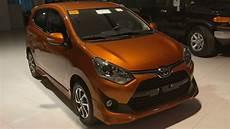 2019 toyota wigo 2018 toyota wigo 1 0l trd at orange metallic