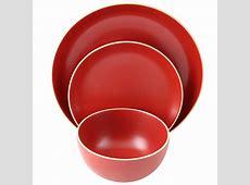 Cheap Red Dinnerware Sets & Red Dinnerware   Sc 1 St