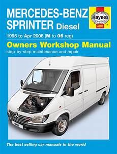 Haynes Mercedes Benz Sprinter Van Manual