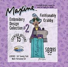 Dakota Embroidery Design Collection Dakota Collectibles Maxine Embroidery Design Collection 2