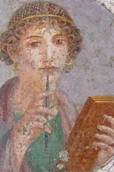 fresco detail pompeii pompeian tales