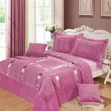 dada bedding pastel pink paisley floral soft fleece