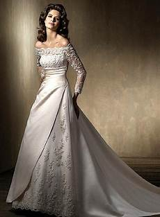 elegant types of wedding dress sleeves sang maestro