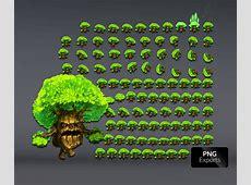 Walking Tree ? Character Sprite   Game Art Partners