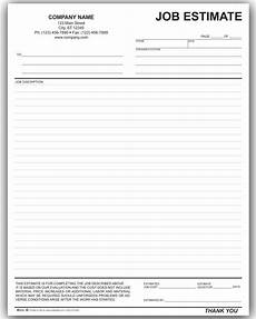 Contractor Quote Form Quote Forms Google Search Estimate Template Templates