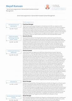 Asset Management Report Sample Asset Manager Resume Samples And Templates Visualcv