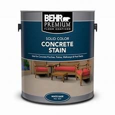 Solid Color Concrete Stain Behr Premium 174 Behr