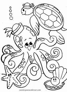 Malvorlagen Meerestiere Pdf Malvorlagen Meerestiere Liste Kinder Zeichnen Und Ausmalen