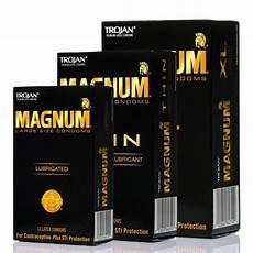Magnum Xl Size Chart Trojan Magnum Magnum Xl Ou Magnum Thin Big Size X10