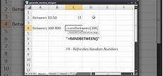 Excel Random Number How To Generate Random Numbers Integers In Excel