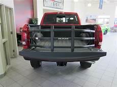 2009 2019 ram 1500 2500 3500 black tailgate bed extender w