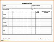 Semi Monthly Timesheet Template Excel 10 Academic Semi Monthly Timesheet Excel Pics Time