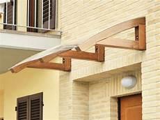 tettoie ingresso esterno pensiline in policarbonato bologna riva garda