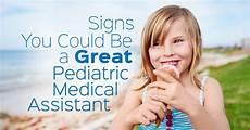 Medical Assistant Pediatric Jobs 4 Qualities Every Pediatric Medical Assistant Needs