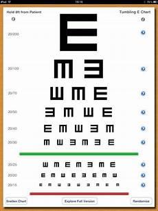 Where To Buy Snellen Eye Chart Turn Your Ipad Into Eye Testing Chart Snellen Chart