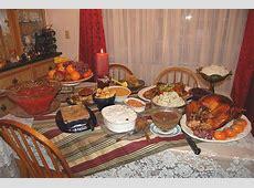Thanksgiving dinner   Wikipedia