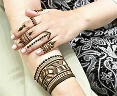 Henna Ring Designs 25 Magnificent Henna Cuff Designs For Inspiration Sheideas