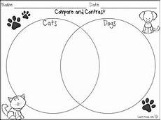Compare And Contrast Essay Cats And Dogs Compare And Contrast Dogs And Cats By Laurie Kraus Tpt