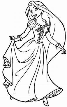 Malvorlagen Prinzessin Rapunzel Malvorlagen Prinzessin Rapunzel Tippsvorlage Info