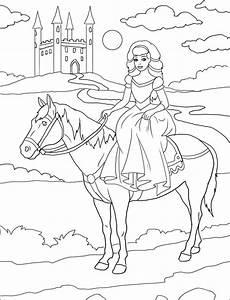Malvorlage Pferd Und Prinzessin Ausmalbilder Prinzessin 13 Ausmalbilder Zum Ausdrucken