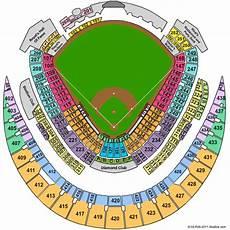 Kauffman Stadium Row Chart Kauffman Stadium Seating Chart