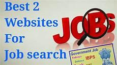 Best Job Website Best Job Search Websites Youtube