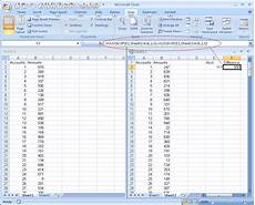 Comparing Excel Sheets Comparing Two Columns In Different Excel Spreadsheets