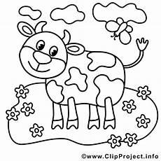 Malvorlage Lustige Kuh Kuh Bild Zum Ausmalen Malvorlage Malvorlagen F 252 R Kinder