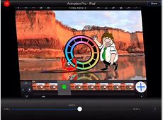 Animation Apps for iPad