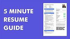 How To Do A Resume Sample How To Write A Professional Resume In 2020 A Step By Step