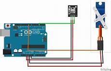 Arduino Servo Motor Control Arduino Lesson Controlling Servo Motor With Ir Remote