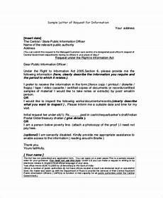 Sample Memo To Inform Free 7 Sample Inform Letter Templates In Pdf